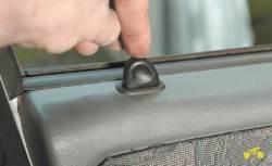 Замена (снятие) замка передней двери Нива Шевроле - Niva Chevrolet (ВАЗ 2123, Шеви)