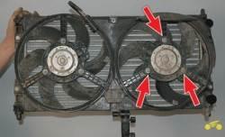 Замена верхнего патрубка радиатора шевроле нива