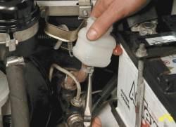 Замена масла двигатель нива шевроле
